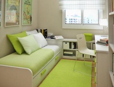 desain rumah,ruang belajar anak