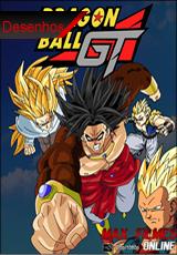Assistir Desenho Dragon Ball GT Dublado Online