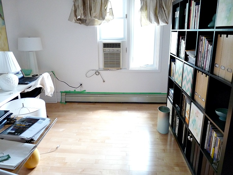 How To Paint Baseboard Heaters Dans Le Lakehouse