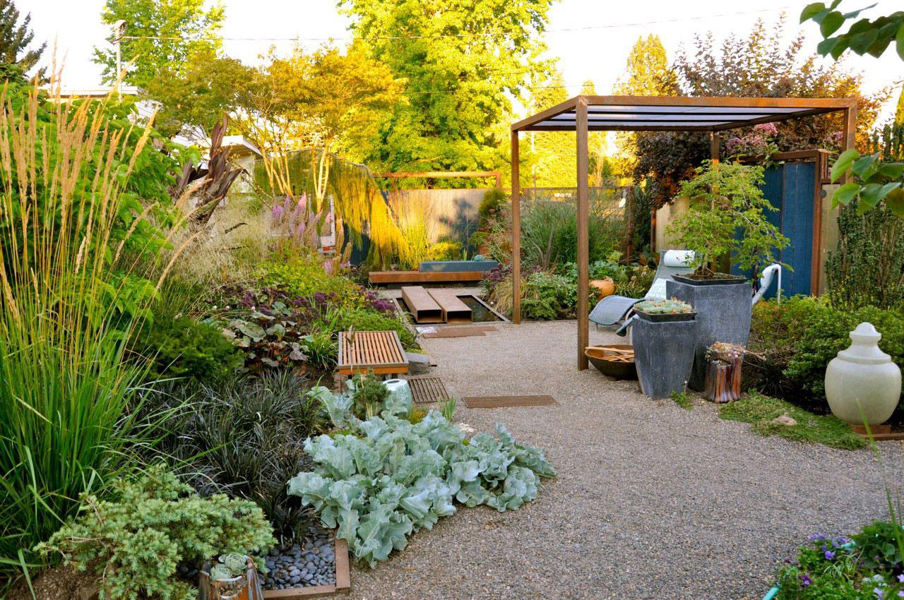 Arte y jardiner a contratar a un dise ador de jardines - Disenador de jardines ...