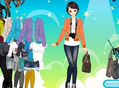 Juegos para vestir chicas