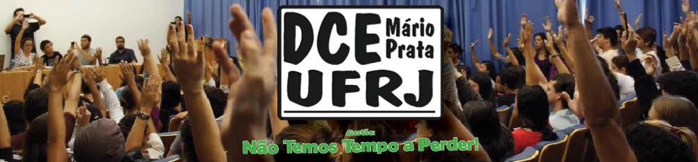 DCE Mário Prata - UFRJ