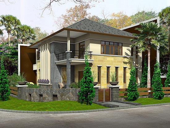 ide dan inspirasi eksterior rumah minimalis type rumah