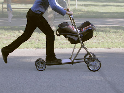 Creative Baby Strollers and Cool Baby Stroller Designs (11) 4
