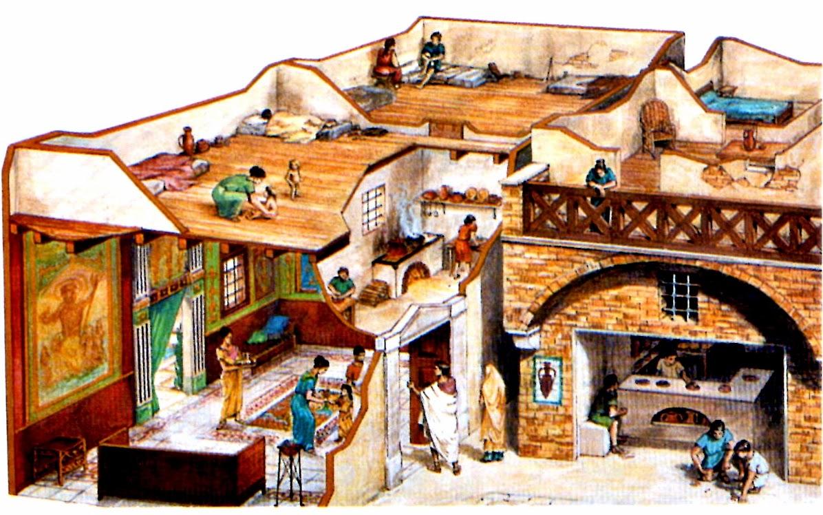 Las ciudades estado griegas 600 337 a c Como eran las casas griegas