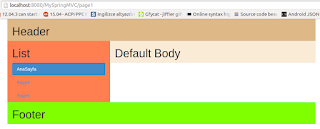 Maven AngularJS Bootstrap Final Arayüz - 2