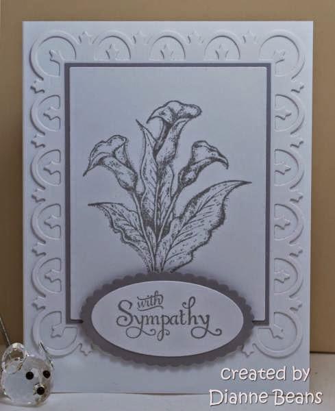 ODBD Loving Memories, Card Designer Dianne Beans