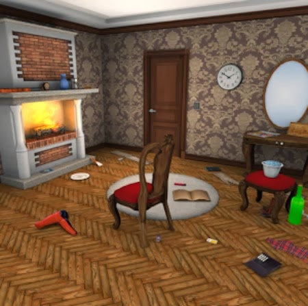 Can You Escape 3D walkthrough.