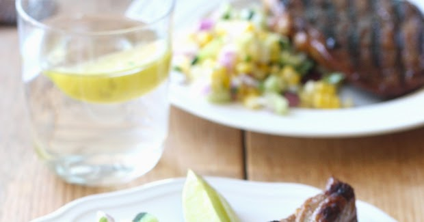 Thai Grilled Pork Chops | Season with Spice