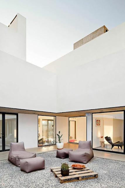 relax! Sitzsack: Formendes für Balkon und Terrasse