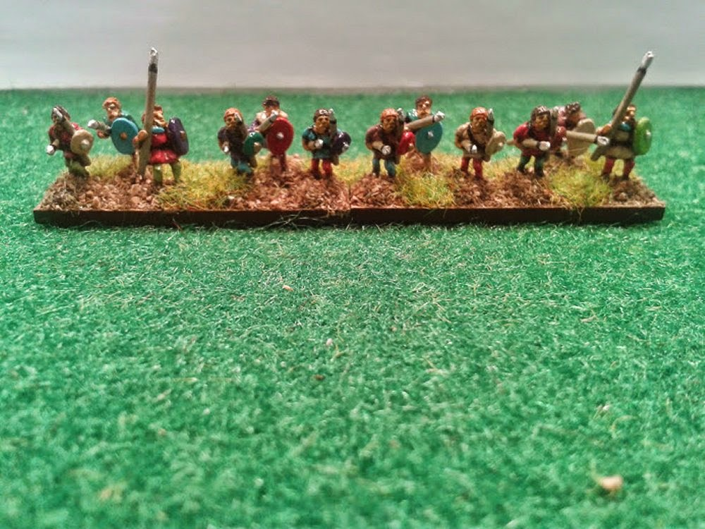 Gallic Skirmishers picture 1