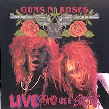 Guns N' Roses-live * like a suicide ep (1986)