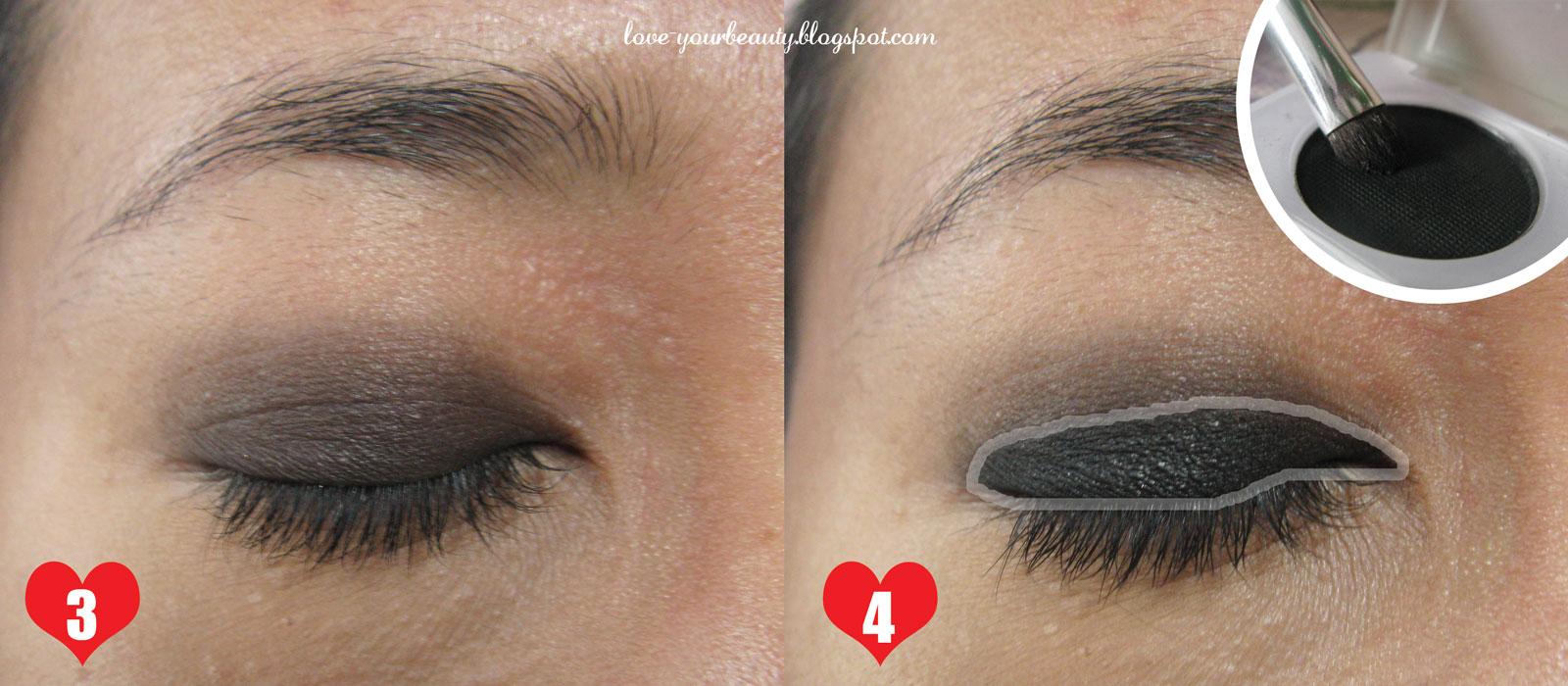 Monica Agustami Tutorial Smokey Eyes Yang Sederhana Dan