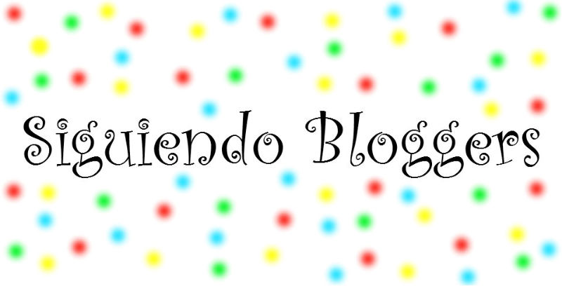 Siguiendo Bloggers