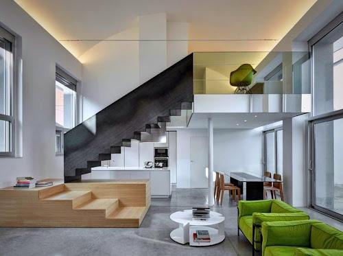 Loft PAR by Buratti Architetti