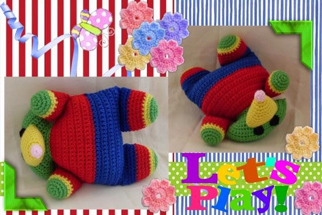 funmigurumi crocheted toys