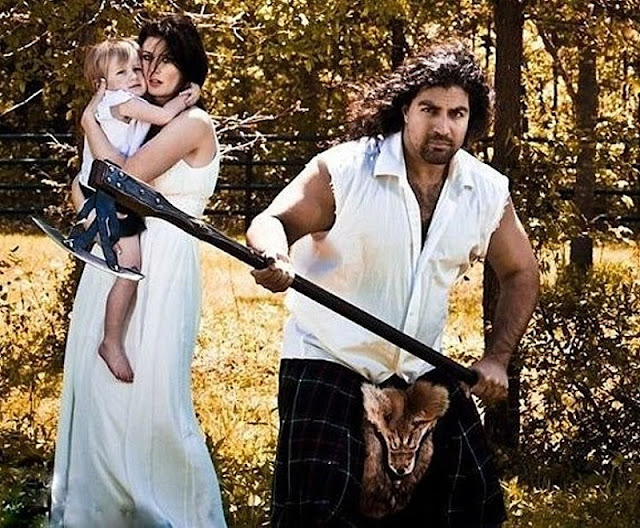 Las fotografías familiares más extrañas de Internet