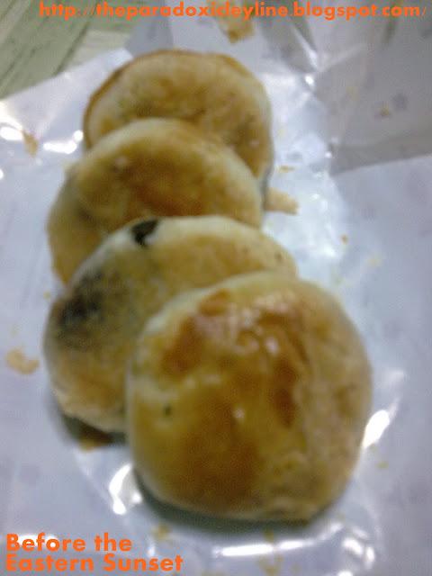 Salazar Bakery hopia mongo