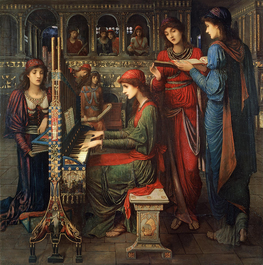Victorian British Painting: John Melhuish Strudwick
