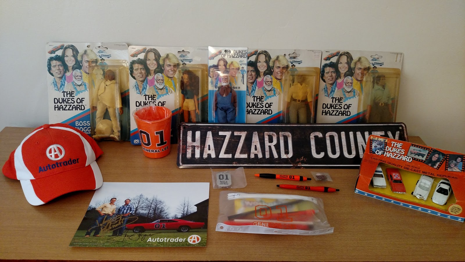 Dukes of Hazzard Collector: New Dukes Stuff - 6/3/2015 - Auto Trader ...