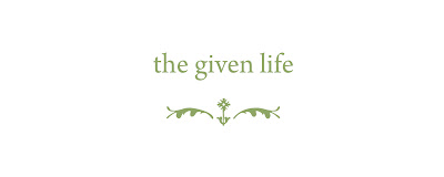 the given life