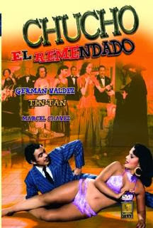 Tin Tan: Chucho El Remendado – DVDRIP LATINO