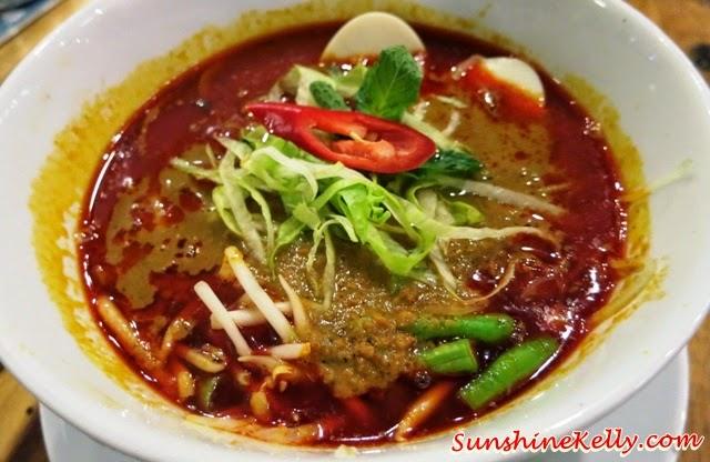 Simply Sedap @ Teh Tarik Place, teh tarik place, nasi ambeng, mee rebus, rojak pasembor, laksa johor, malaysian delights, malaysian cuisine