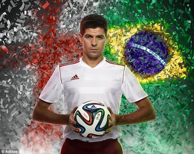 World Cup Brazil Ball