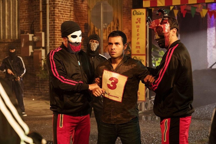 Série The Purge S01 Torrent