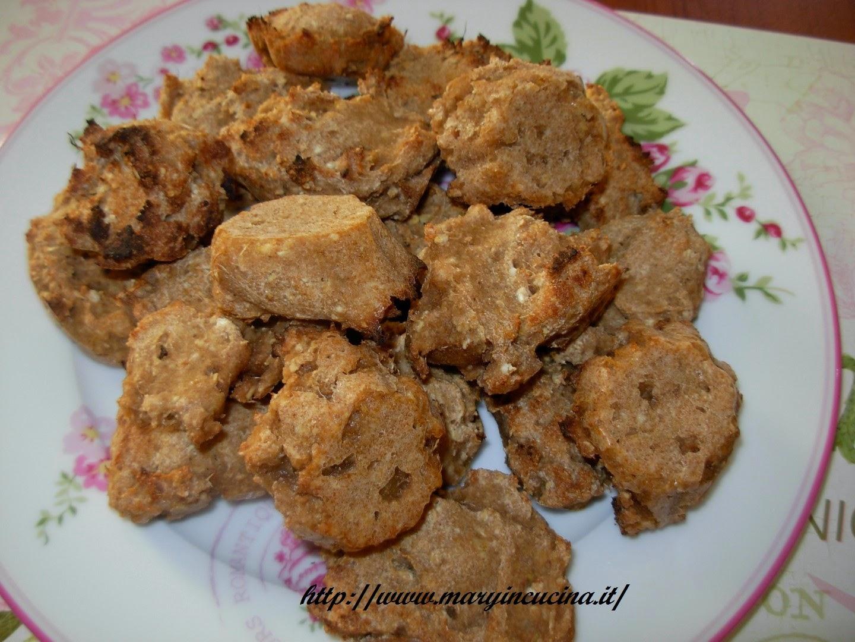 biscottini del riciclo mela e zenzero