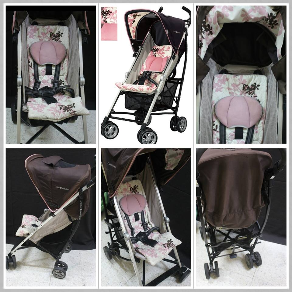 Amy Sweety Store: COMBI CULLET MULLER STROLLER