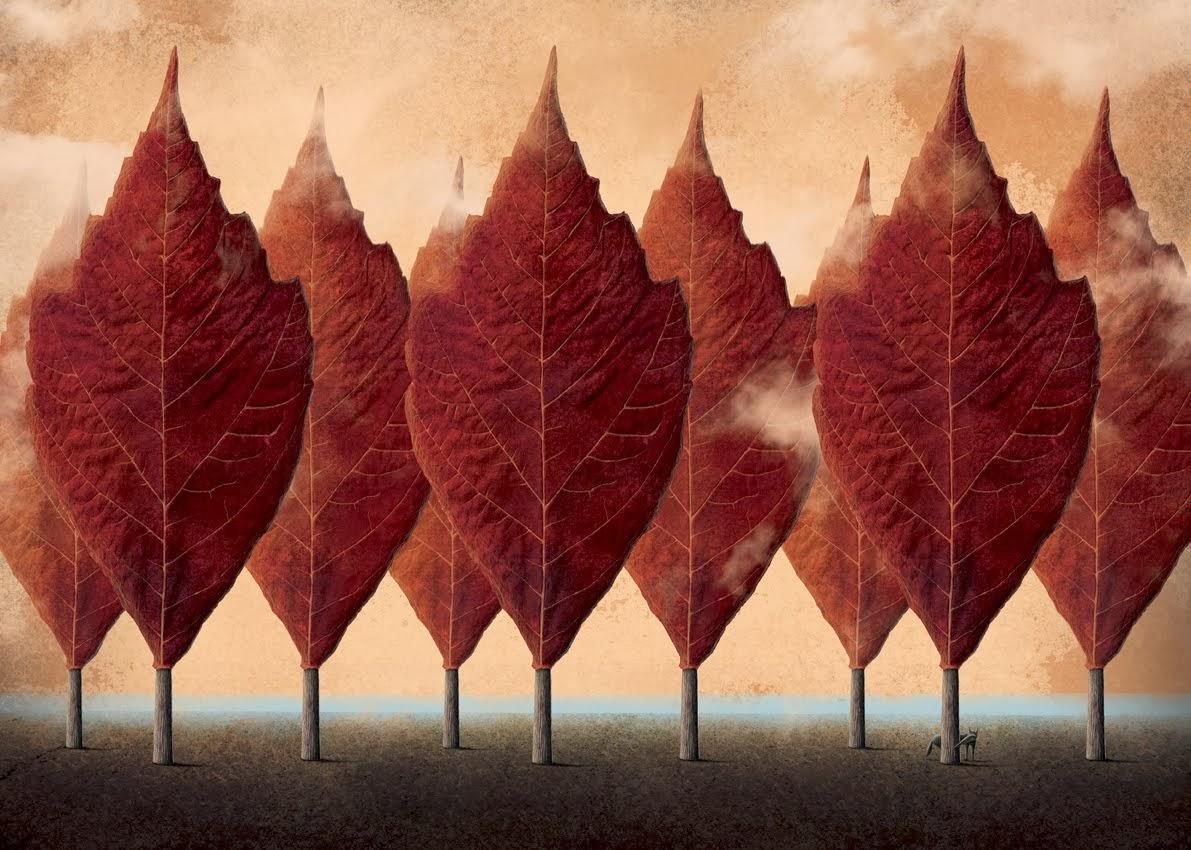 """Lupo d'autunno ovvero """"Quando Cappuccetto Rosso entrò nel bosco"""""""