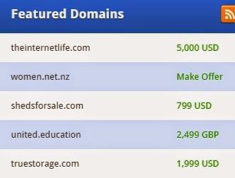αγοραπωλησίες domain names