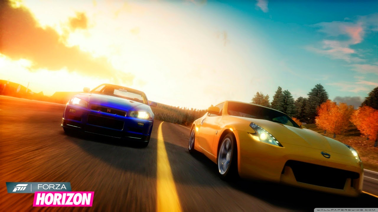Wallpapersku Forza Horizon Game Wallpapers