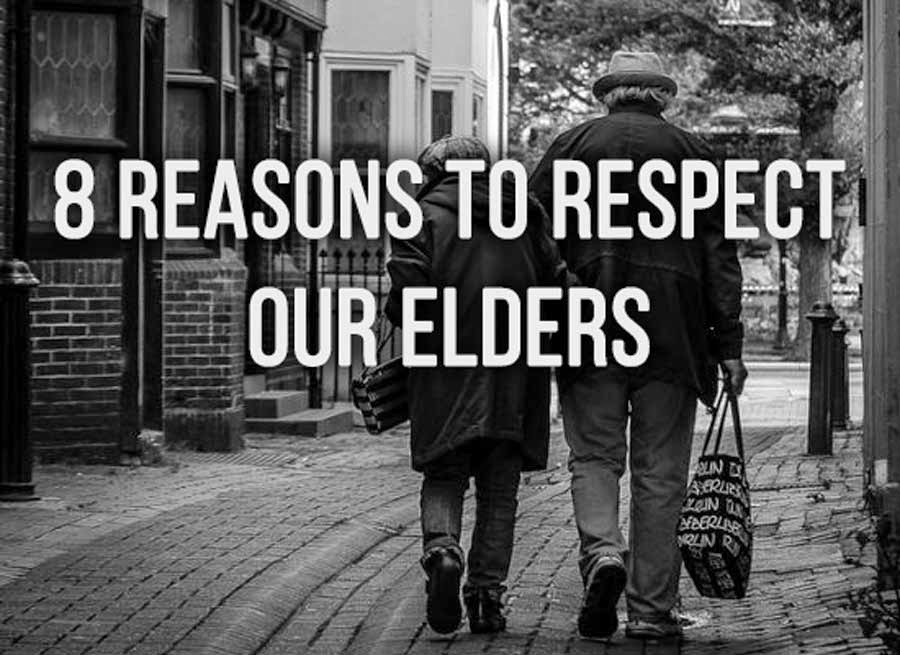 A Healthy Lineage: 8 Reasons to Respect Our Elders