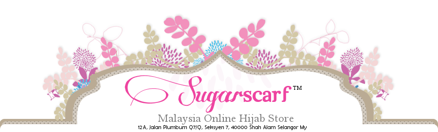 Sugarscarf :: Malaysia Online Hijab Store
