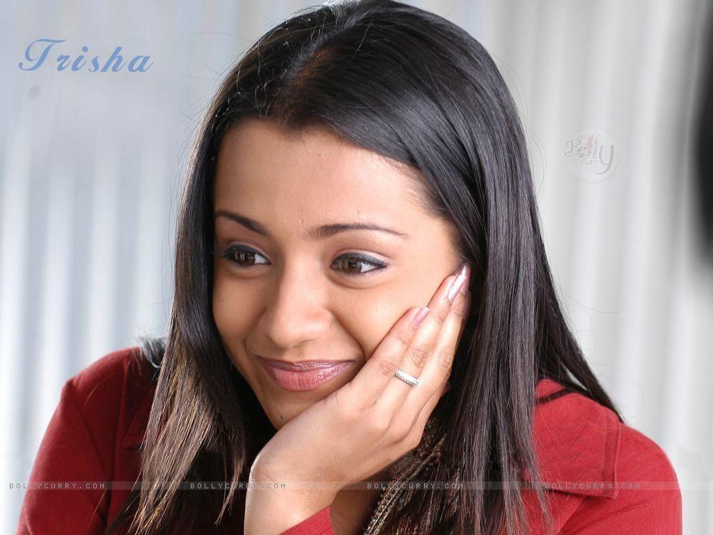 My images: trisha krishnan