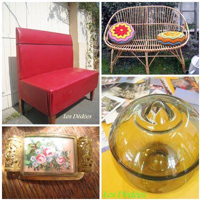 les dedees vintage recup creations preparez la fete des meres avec les d d es. Black Bedroom Furniture Sets. Home Design Ideas