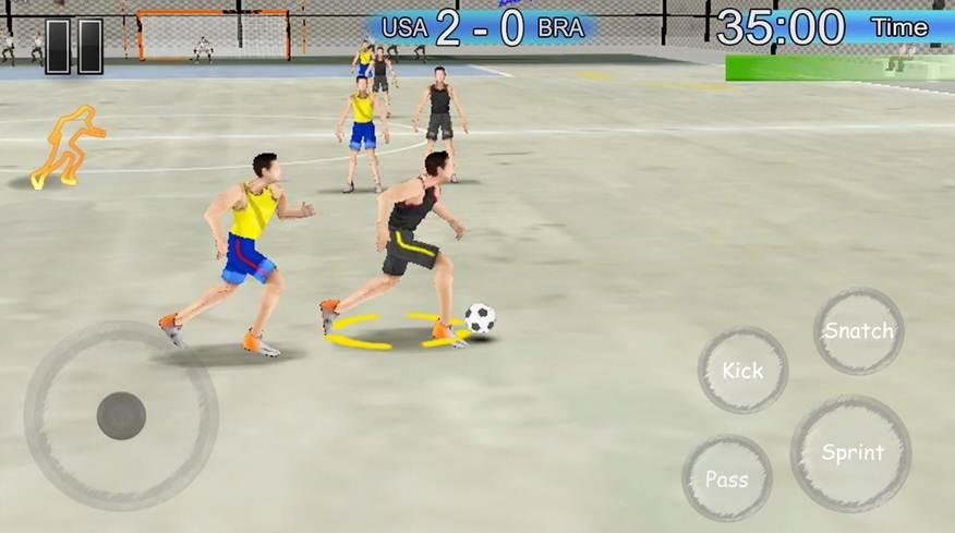Game Futsal Terbaik Untuk Android