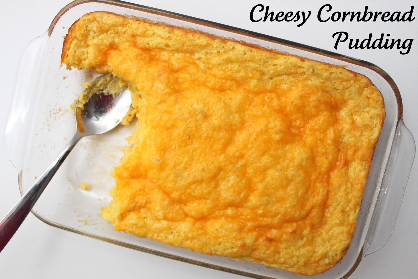 Cornbread Pudding Recipe — Dishmaps