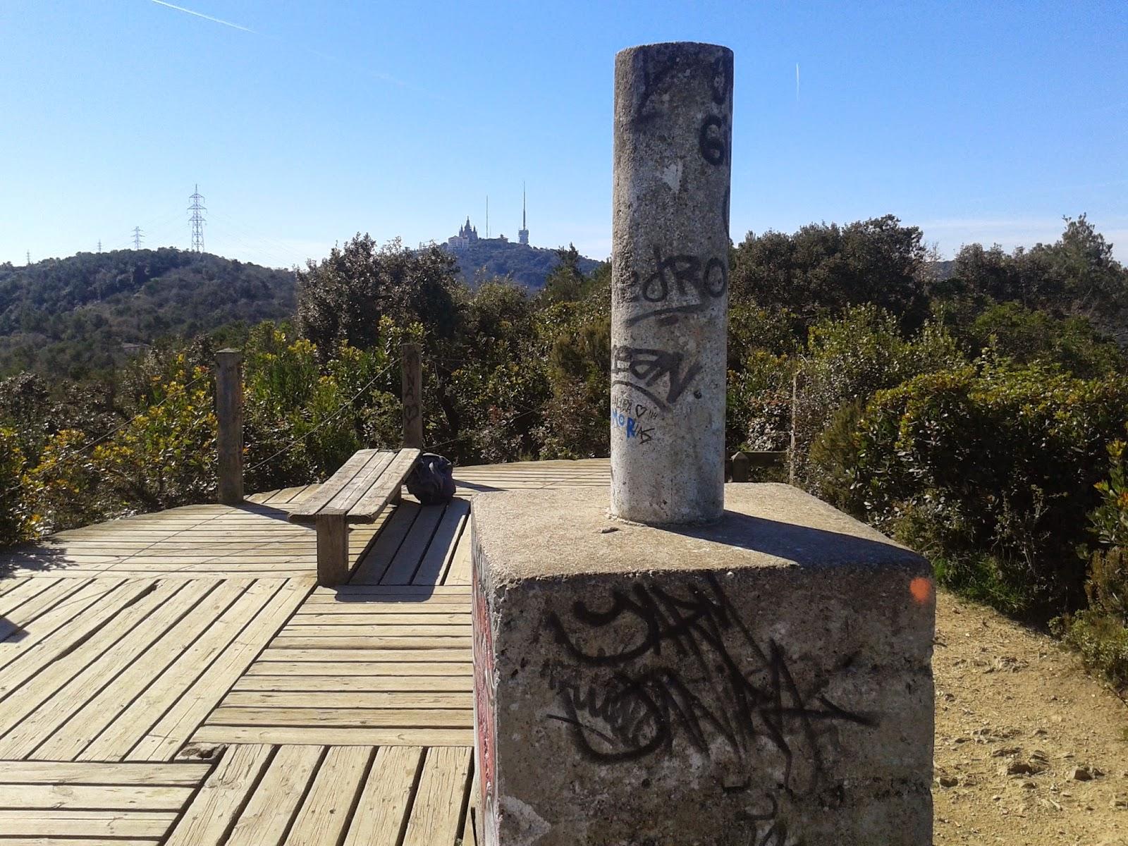 Turó del Maltall de Magarola (El repte dels 100 cims)