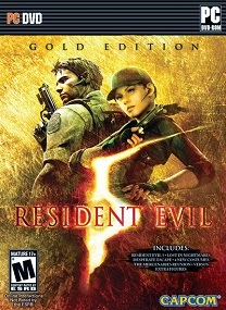 Resident Evil 5 Gold Edition (PC/MULTi2) Repack By Xatab Terbaru cover by http://www.ifub.net/