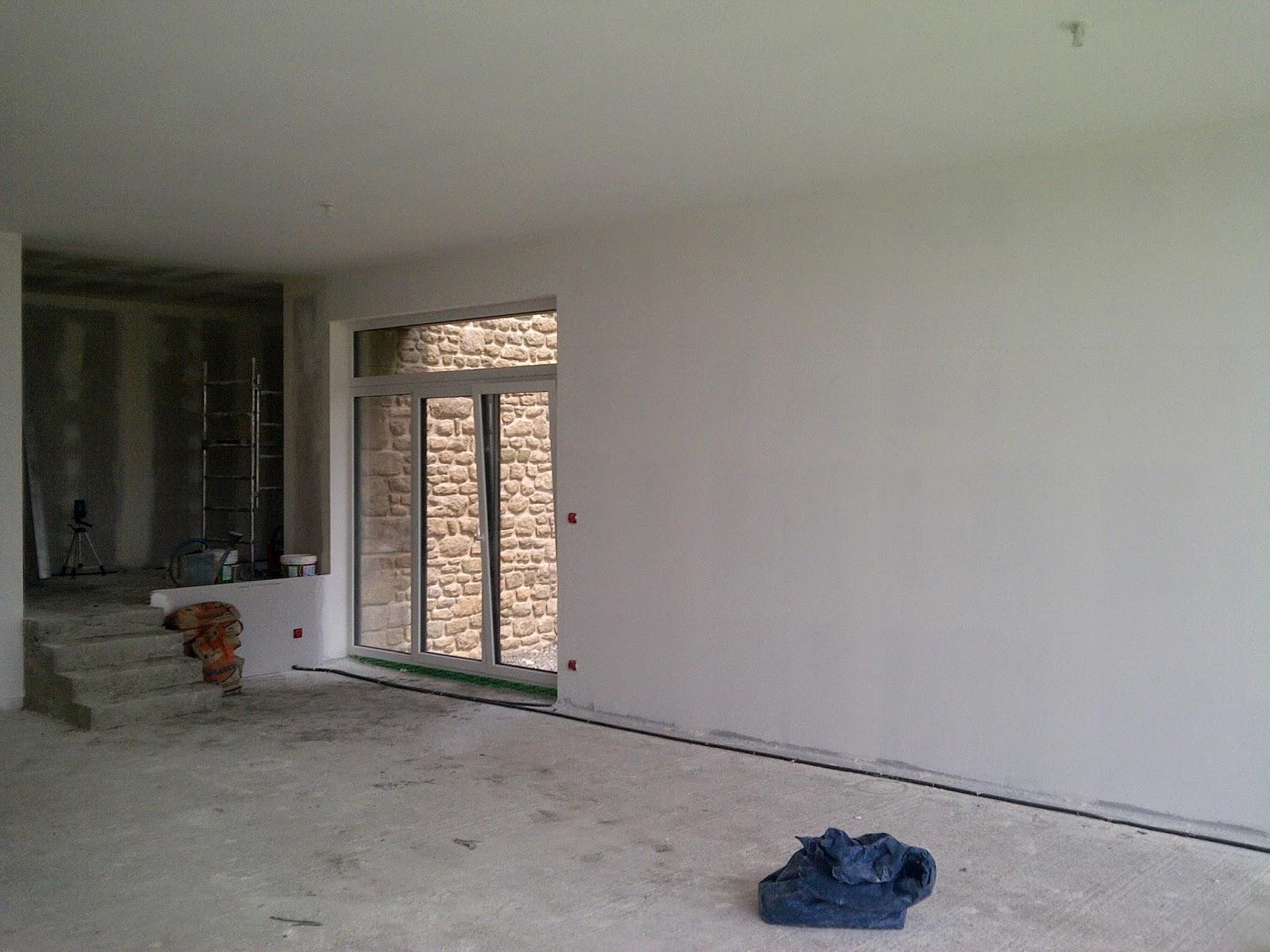maison passive dans le coglais 33 me semaine de chantier. Black Bedroom Furniture Sets. Home Design Ideas