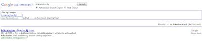 Adkratsubsr Google CSE