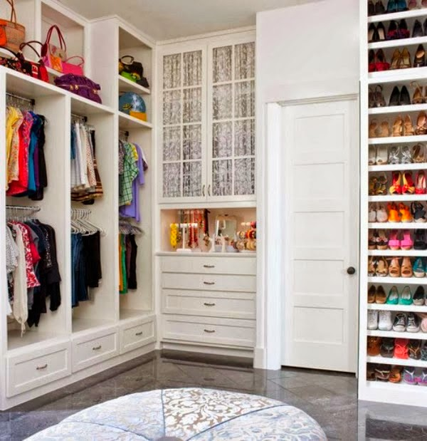 Thebuilderfix 20 Dream Closets Amazing Closet Ideas To