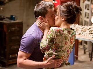 """Rachel McAdams e Channing Tatum em cena do filme """"Para Sempre"""""""