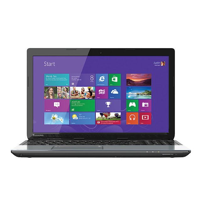Toshiba Satellite S55-A5292NR 15.6-inch Laptop Review