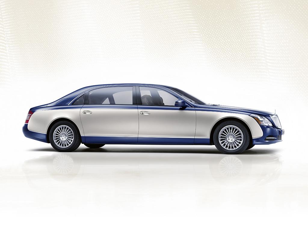 Luxury Car Maybach Vasila Group