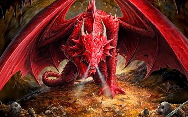 Dragons Drag_o_Vermelho_Red_Dragon_wallpaper_09