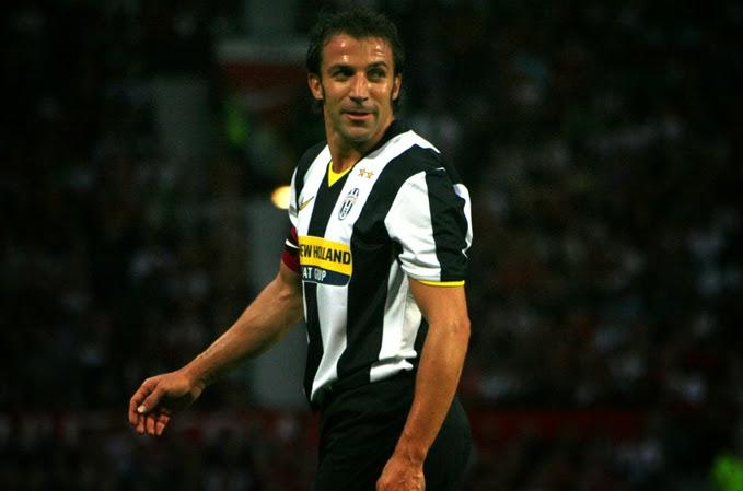 Alessandro Del Piero ready to rejoin Juventus